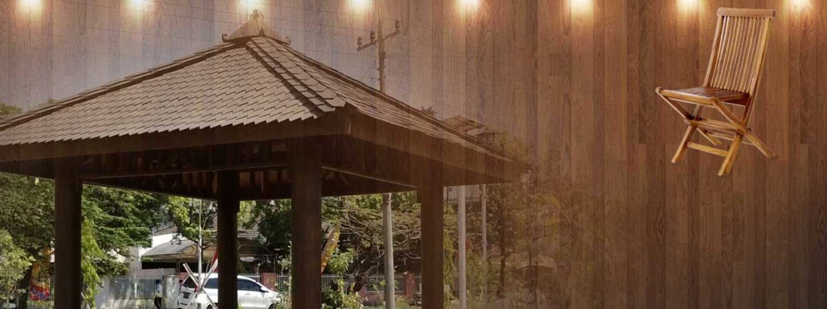 Harga Gazebo Kayu Jati di Bandung