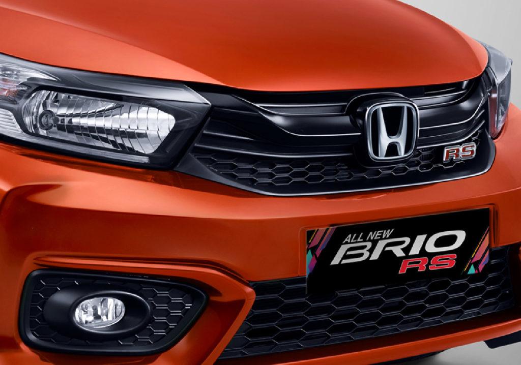Honda Brio Facelift 2018 (15)