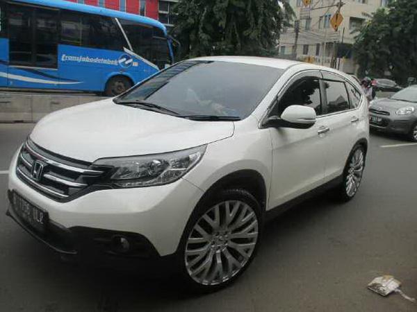 Konsep Modifikasi Honda CRV (2)