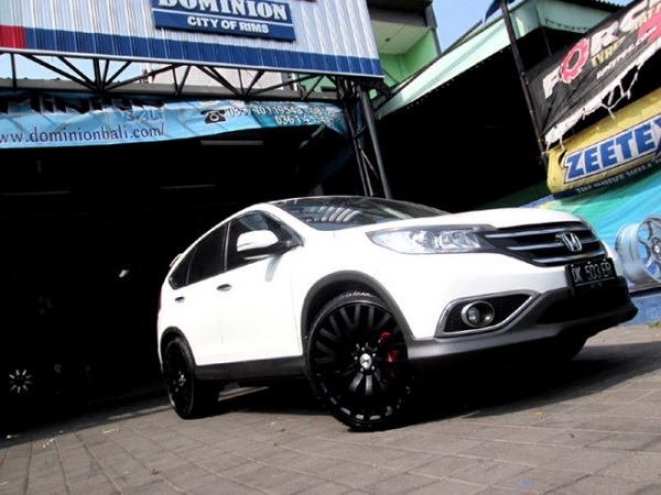 Modifikasi Honda CRV (2