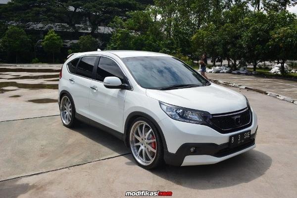 Konsep Honda CRV (2)