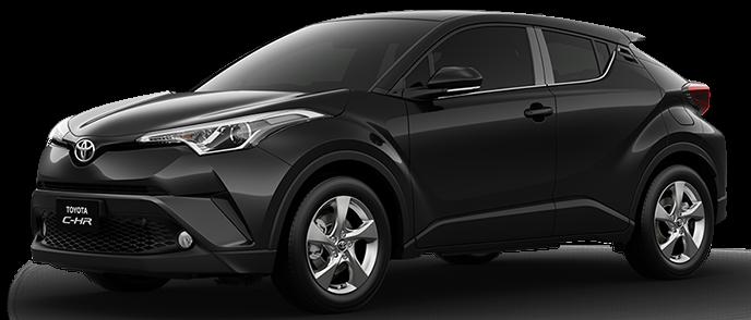 Toyota CHR 3