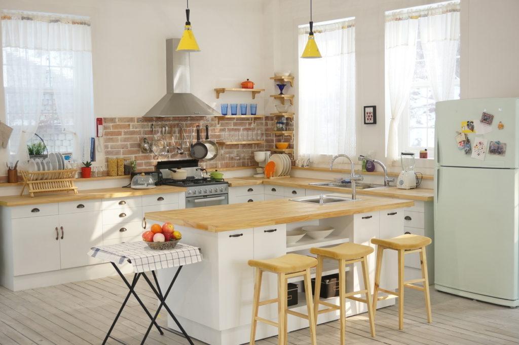 Kitchen set korean style