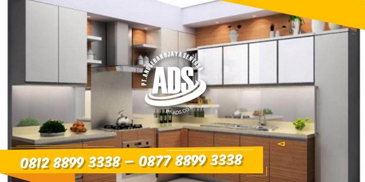 jasa pembuatan kitchen set bandung