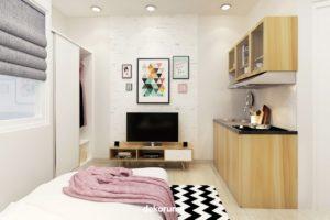 kitchen-set scandanavian style