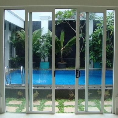 Kusen jendela pintu Aluminium Bandung