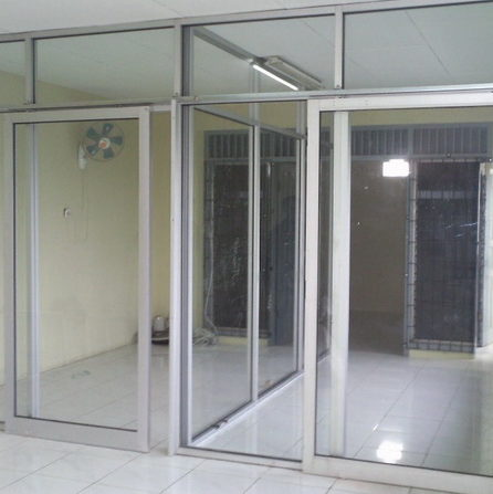 Kusen Aluminium silver Bandung