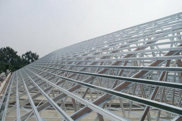 Rangka atap Baja Ringan 3