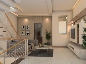 desain plafon ruang tamu harga123 info