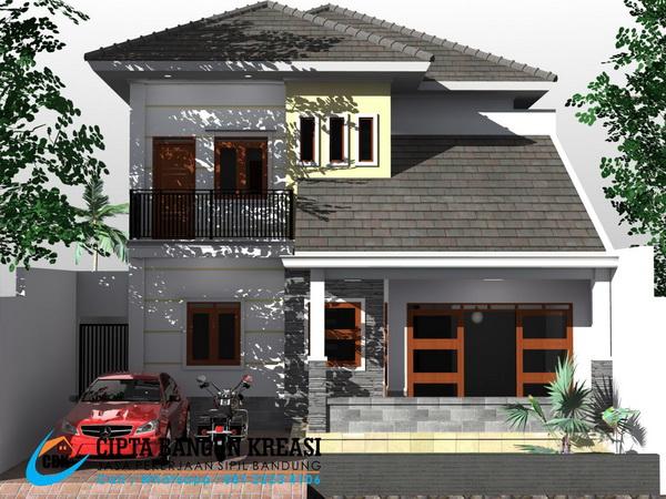 jasa desain rumah tinggal bandung 1, Biaya Membangun Rumah di Bandung