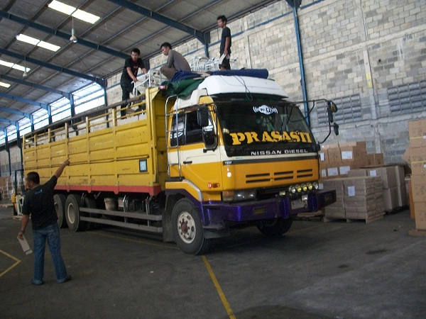 Jasa Pengiriman Barang dan tarif di Bandung