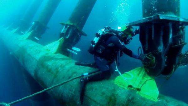 jasa pengelasan bawah air