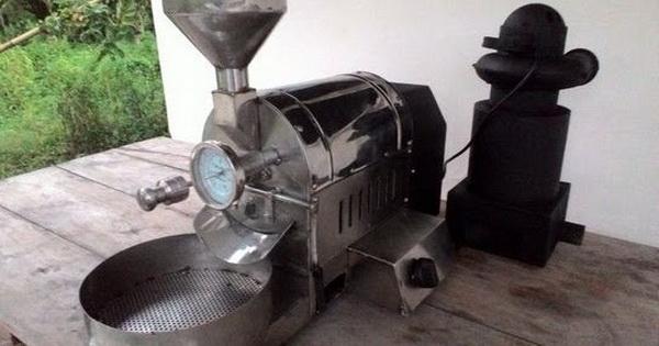 harga mesin roasting kopi