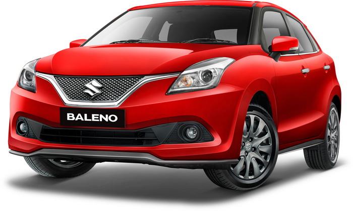 spesifikasi Suzuki new Baleno 2019