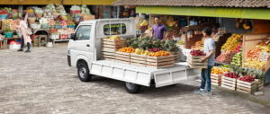 suzuki new carry pick up bandung 1