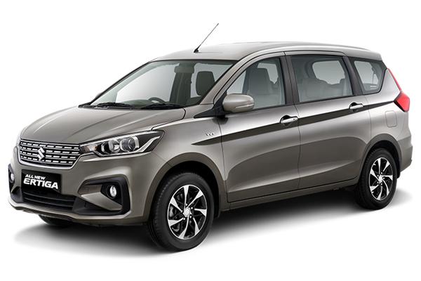 harga Suzuki all new ertiga bandung