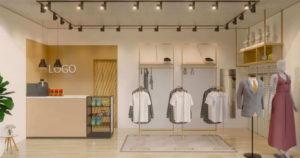 pembuatan display toko