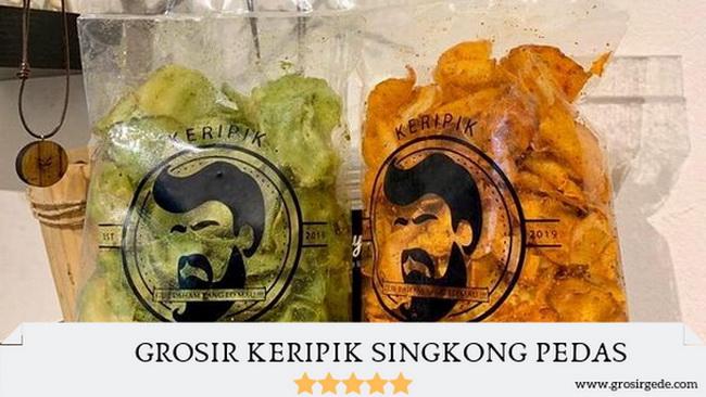 Grosir Keripik Singkong Bandung