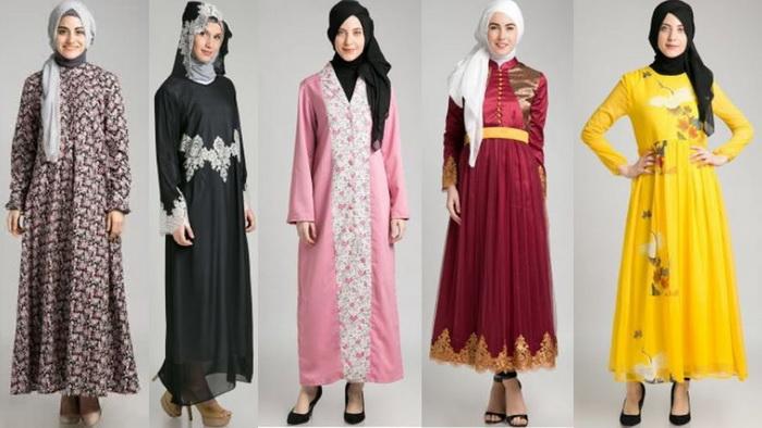 busana muslim modish