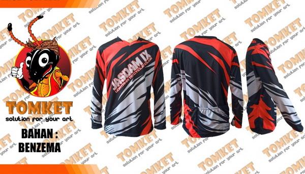 jersey motocross Full Print 1