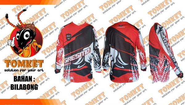 jersey motocross Full Print 2