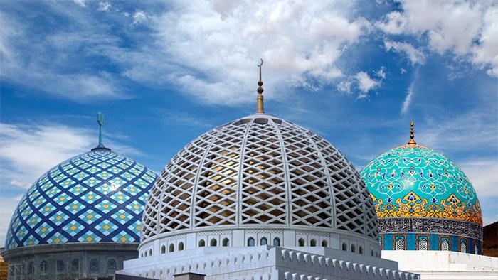 harga kubah masjid GRC Bandung
