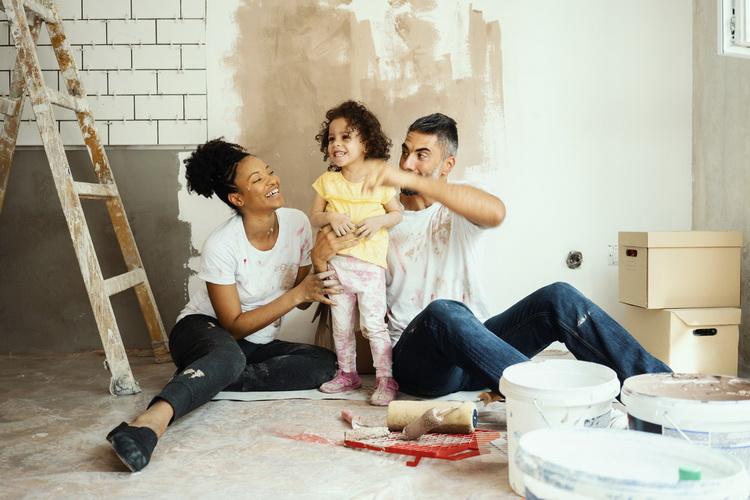 Beautiful home for beautiful family