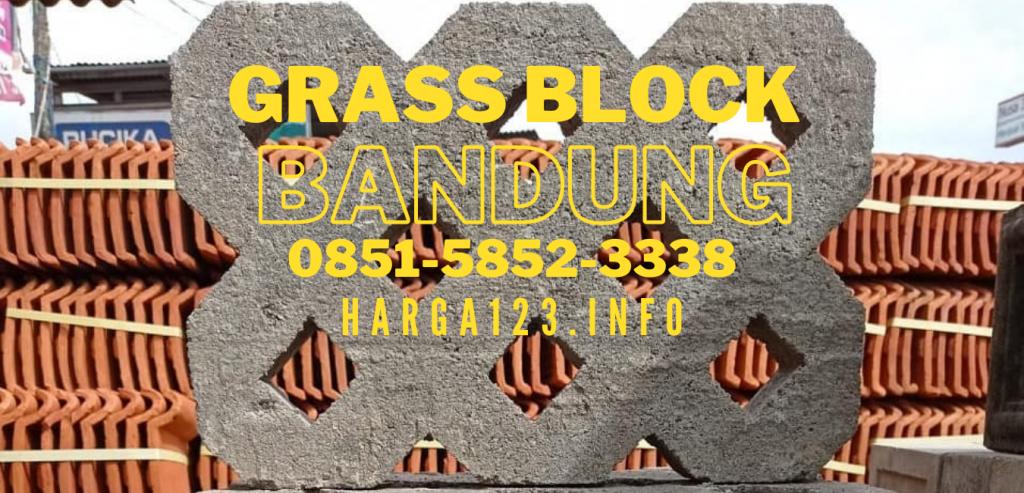 GRASS BLOCK BANDUNG
