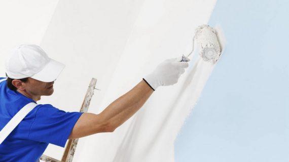 tips mengecat plafon rumah