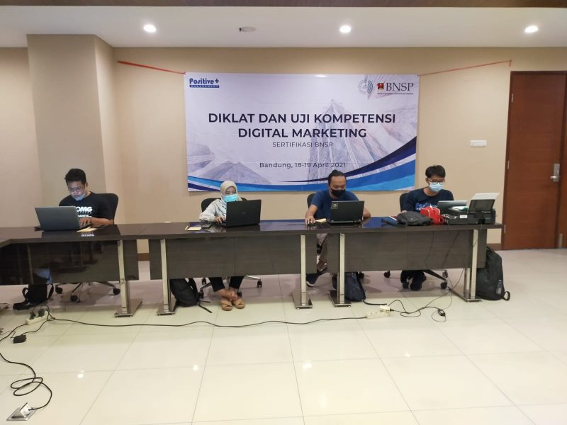 diklat sertifikasi digital marketing